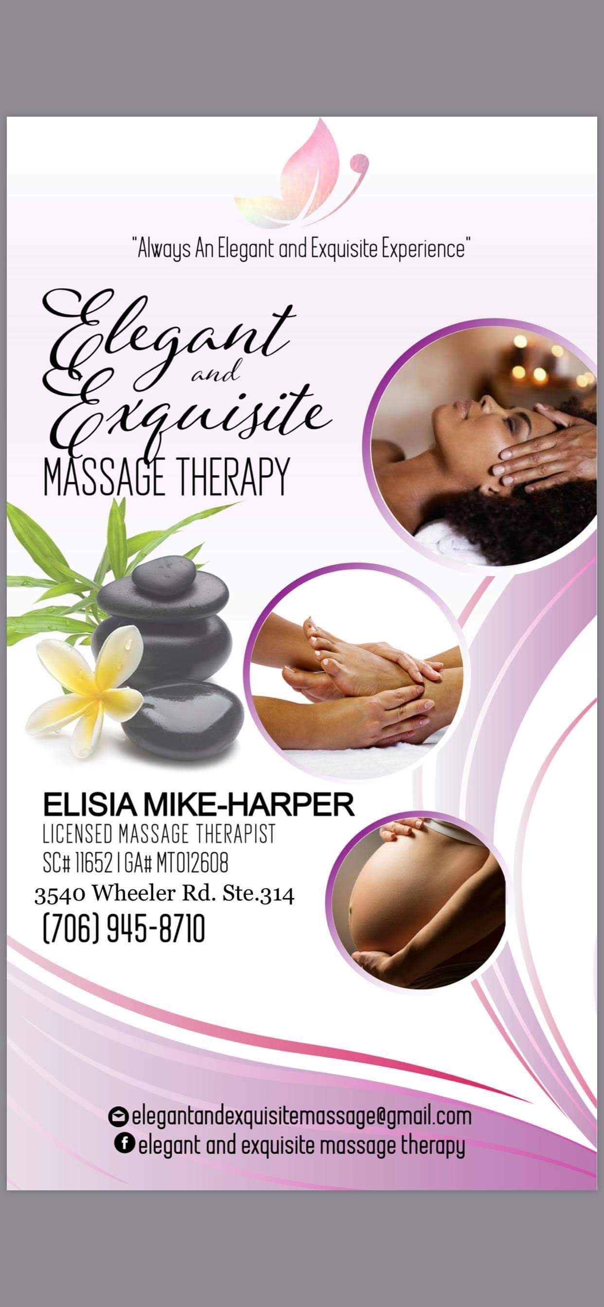 Elegant and Exquisite Massage Therapy - Health & Beauty ...